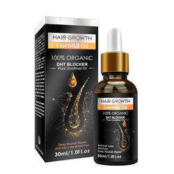 Ze Light 30ml 7 Day Fast Hair Growth Essential Oil Effective