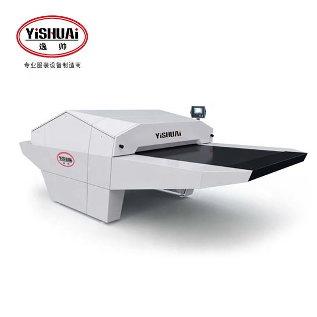 1000mm Newest Type Big Size Double Roller Fusing Machine