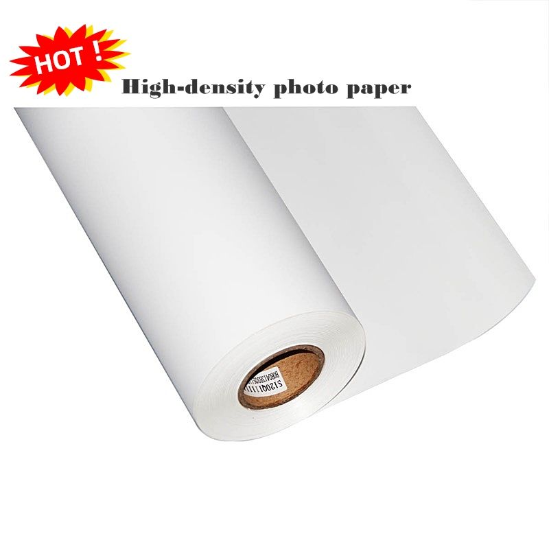 "3 x Rolls Matte Coated 230g//m²  Poster Photo inkjet Paper 36/"" 914mm x 30m BULK"