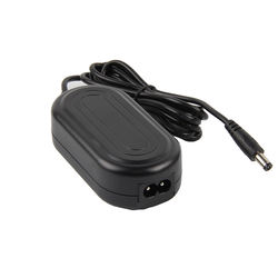 ACKE6 ACK-E6 ACK E6 AC Power Adapter Supply Kit for Canon EOS 5D Mark II III 5D2 5D3 6D 7D 60D DSLR Cameras