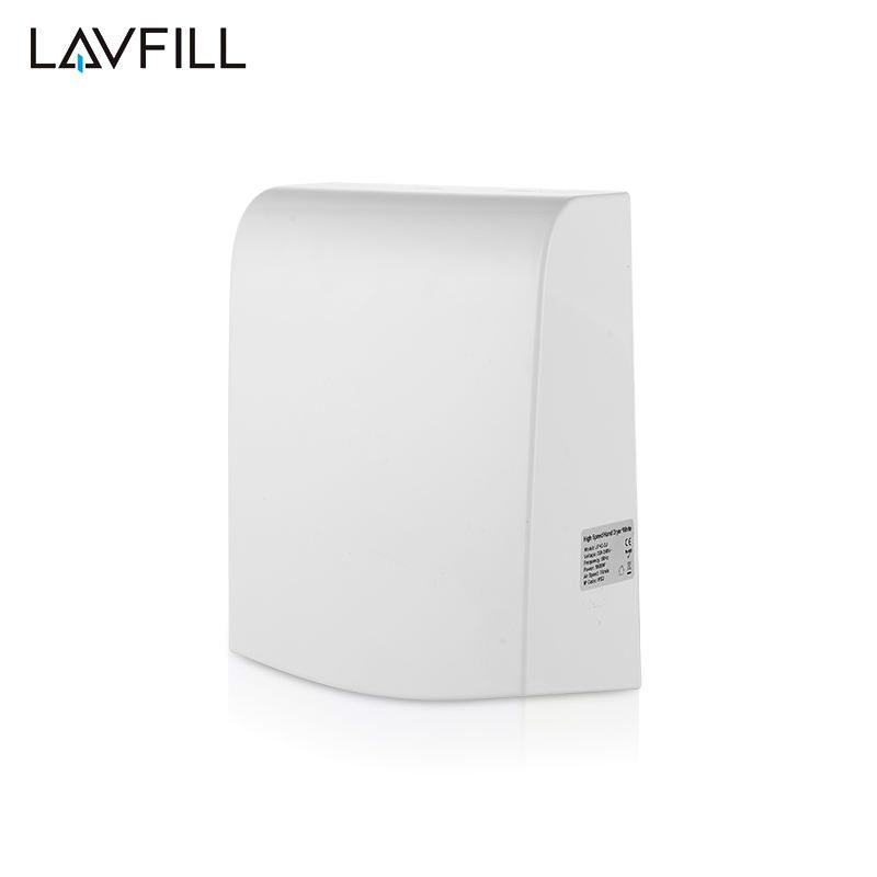 China Manufacturer 1000W Infrared Sensor Hand Dryer For Toilet