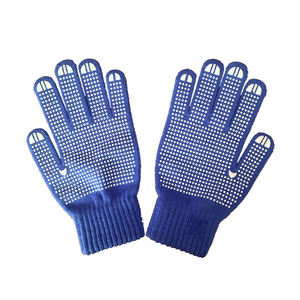 2020 new customized wholesale worker's acrylic labour gloves