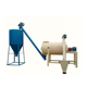 3 t/h Wall Putty Powder Making Machine Dry Mortar Mixer Producing Line