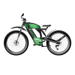 SANTAPEX Electric Bike 48v 500w Ebike Lithium Battery Electric Bicycle Electric Bike From China