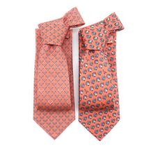 Xinli Self Tipping Digital Printing Tie 100% Silk Handmade Animal Design Necktie Custom Pattern Printed Fashion Ties for Men