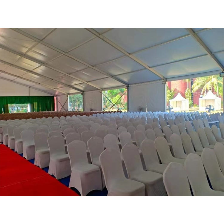 Most popular 20x80m wedding tent for classic party rentals