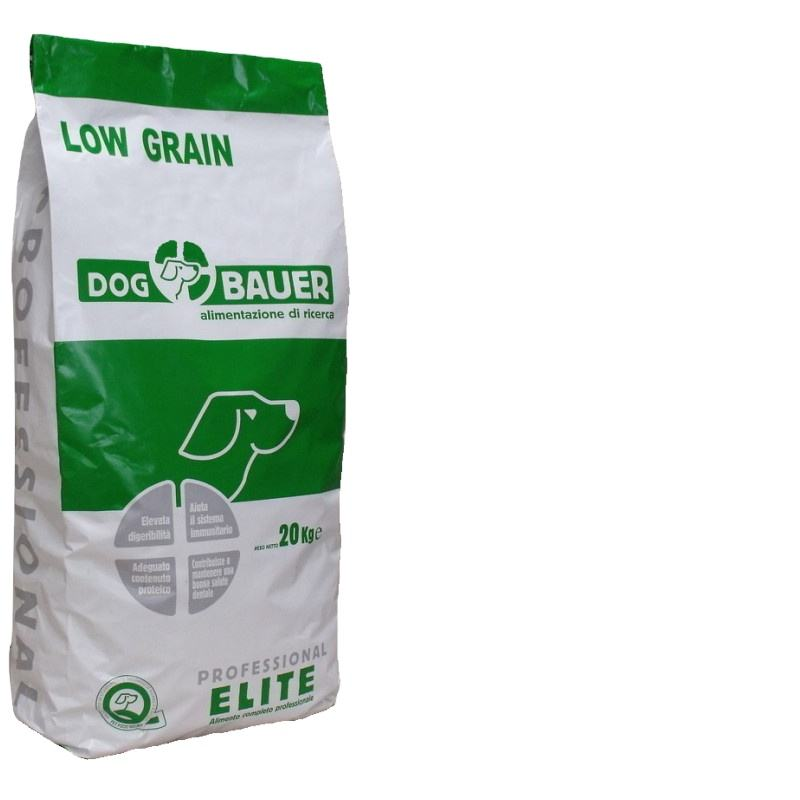 High Value | OEM Italian | DOG FOOD - ONLY FISH - LOW GRAIN - DERMAT GLUTEN FREE 20 Kg | for export