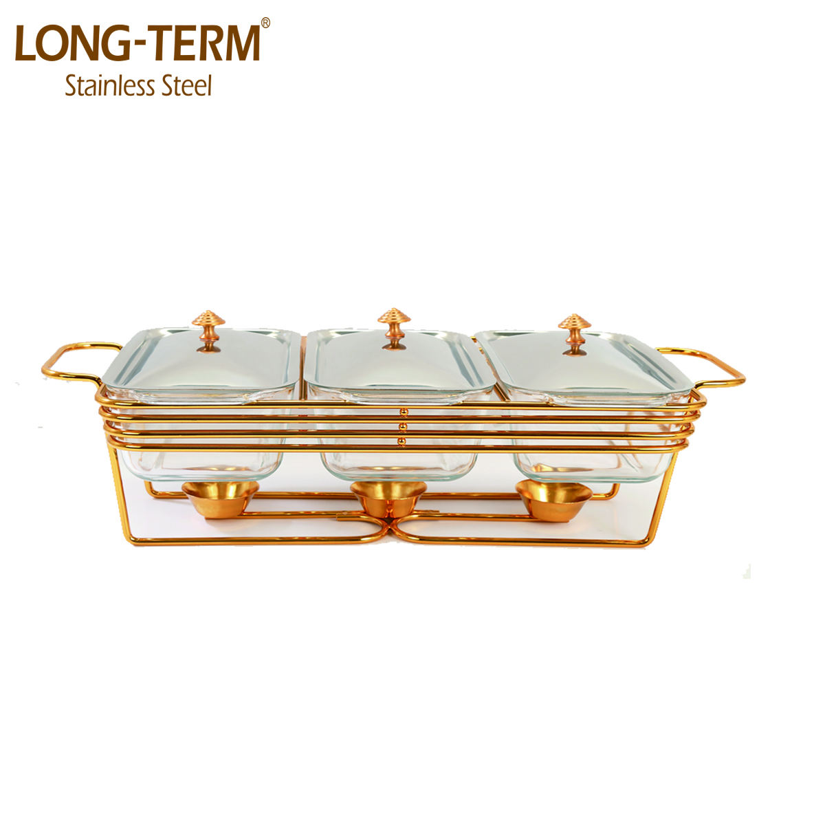 Multi-style and multi-standard food warmers buffet stove used chafing dishes for sale chafing dish golden food warmers