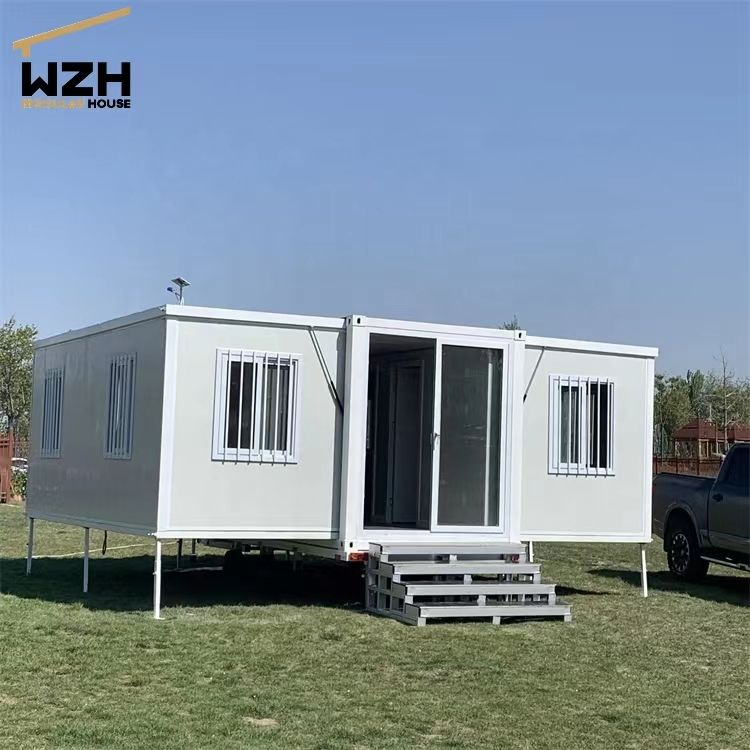 Enlarge house container living container house metal sheet cladding isolation room tiny house designs and floor plans Armenia