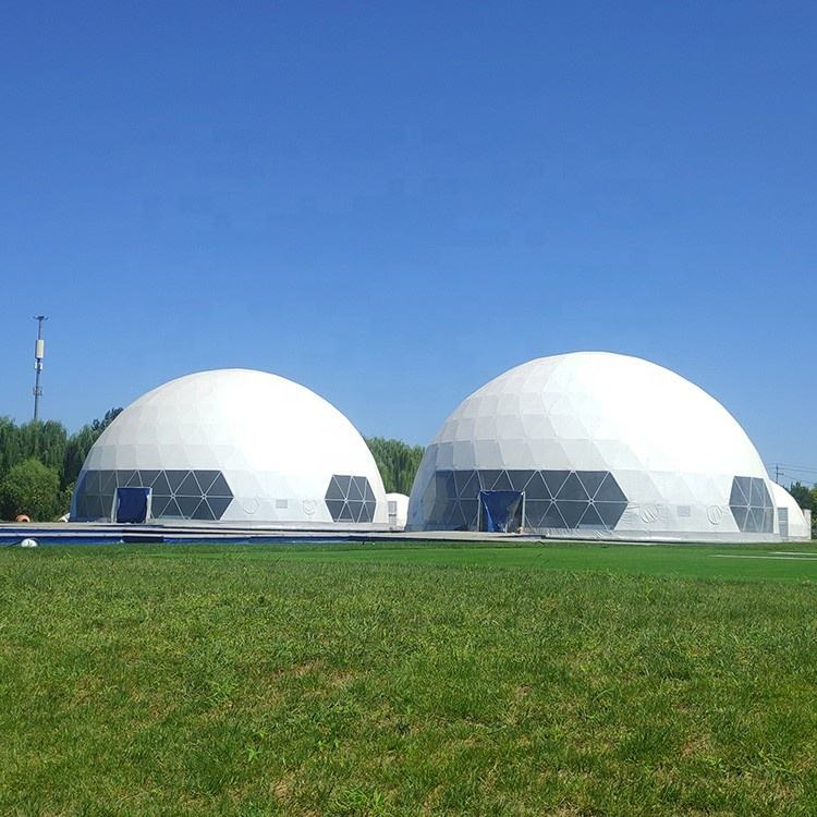 China Multi-functional White Geo Tent Dome For Wedding Party Event