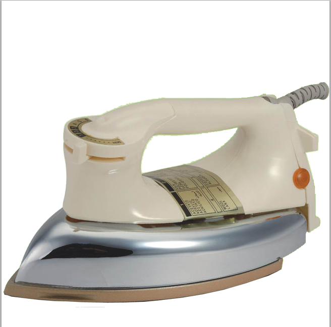 golden soleplate national automatic electric iron dry iron