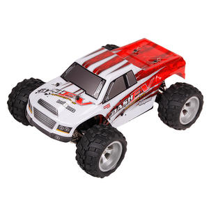 WLtoys A979-B 1/18 Battery Power 4WD Remote Control Car 2.4G Off-Road High Speed RC Car 70KM/H RC Vehicle Competition-specific