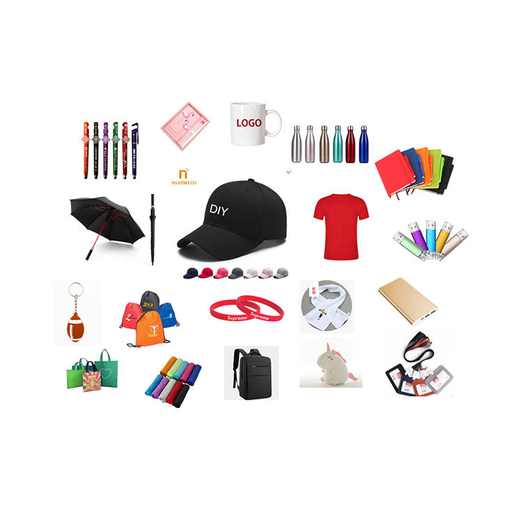 Custom Logo Small Real Estate Promotional Products Merchandising Business Promotional Gift Sets Corporate Items For Marketing