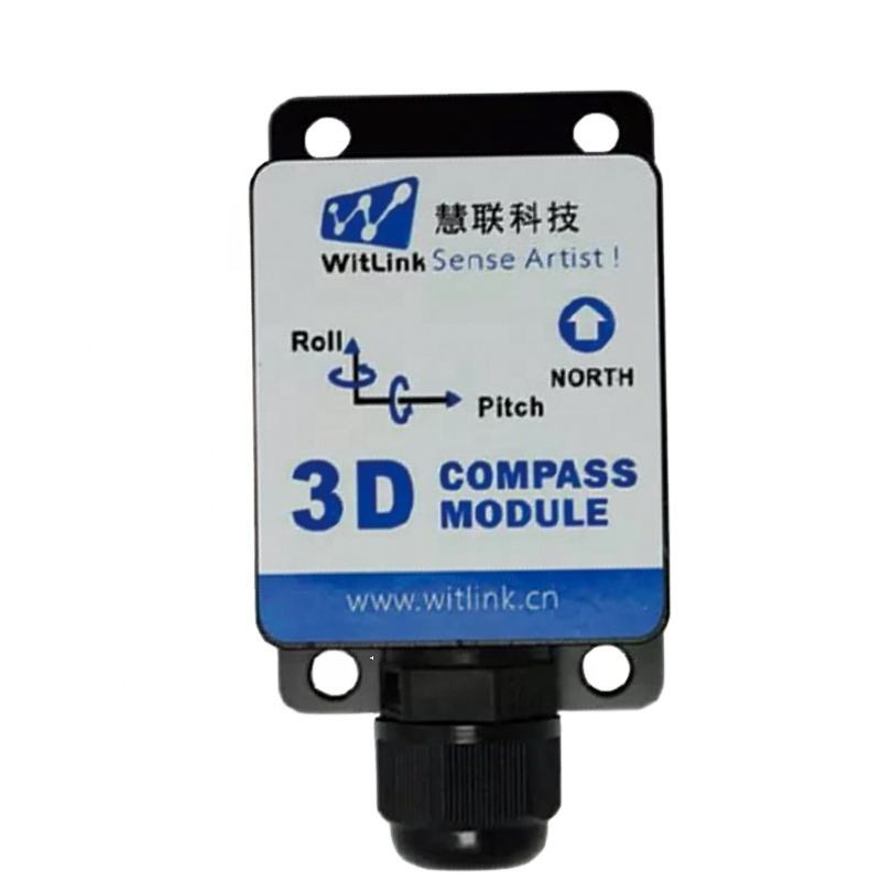 SEC315 RS232 Angle Compensation 3D Electronic Compass