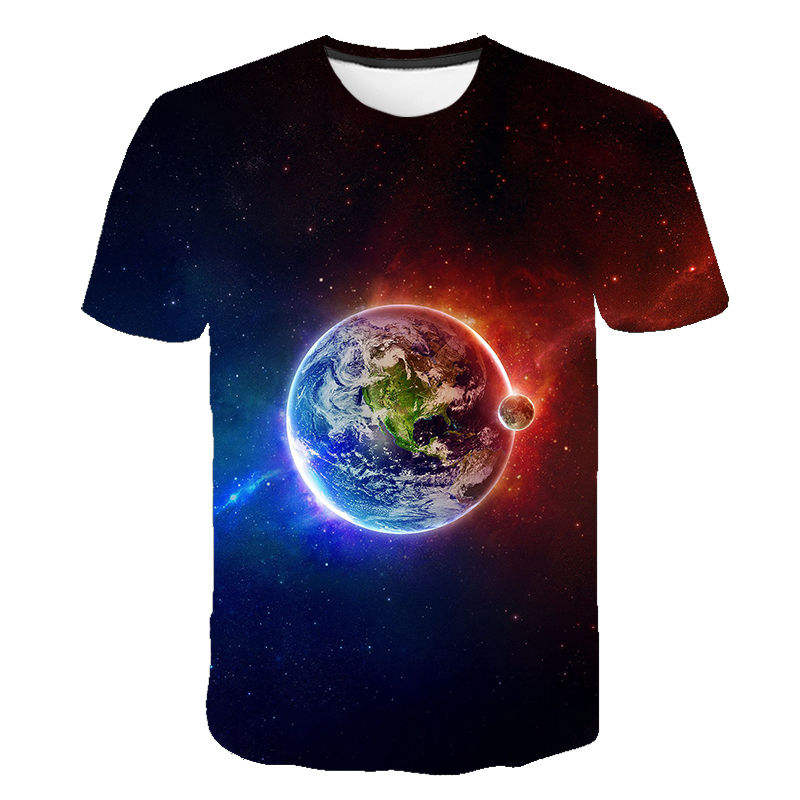 high quality overseas urban digital jet printed t shirts for men