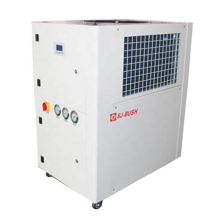 Low temperature brine industrial screw refrigeration chiller with Cheap Price