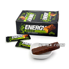 crispy sweet chocolate energy   biscuit stick