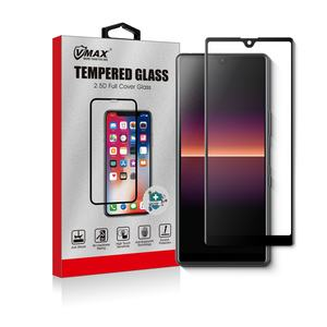 Toughed Screen Glass Tempered Glass 9H 2.5D Clear Hd Screen Guard Protector Film For Xperia L4