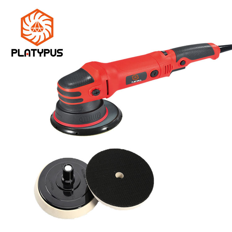1000w Dual Action Car Polisher 21mm Throw