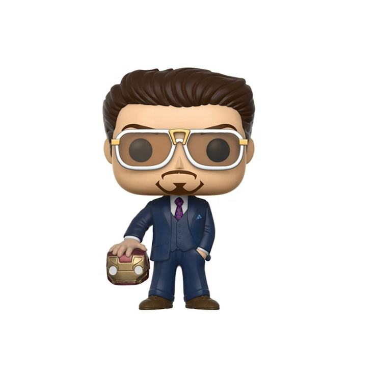 Funko pop Tony Stark IronMan Limited Edition Vinyl Doll gift Collection new 225