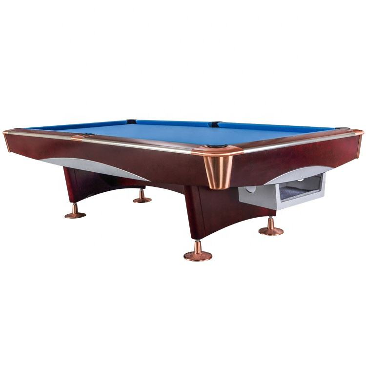 Customized Outdoor Waterproof 7ft 8ft 9ft Professional Slate Billiard&Pool Table Free Accessories