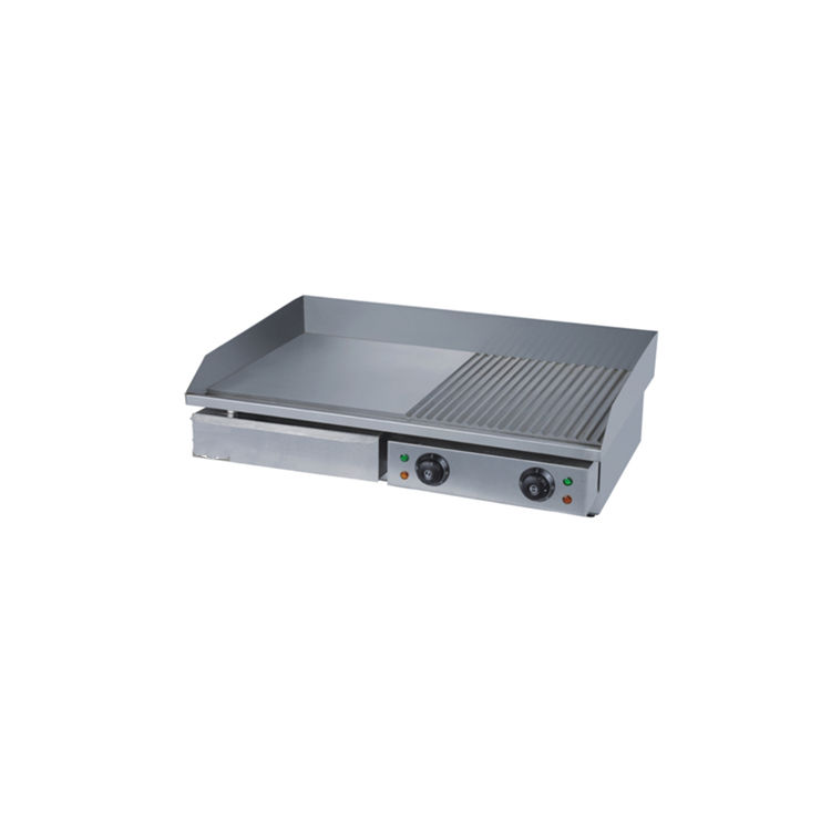 Commercial Hotel Catering Restaurant Supplies Table Top Electric Griddle