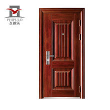 China Suppliers Modele Porte En Fer Forge Iron Doors