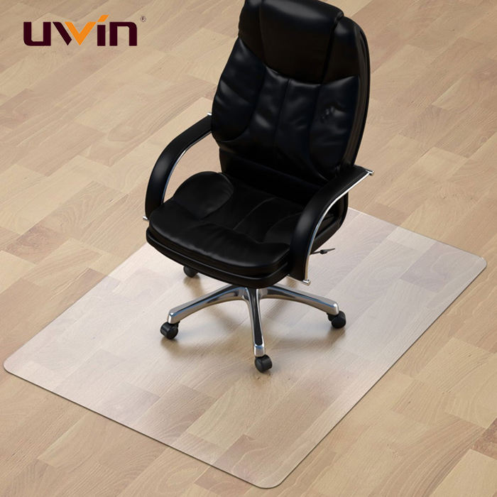 Office home floor protection EVA PVC chair mat roller chair mats