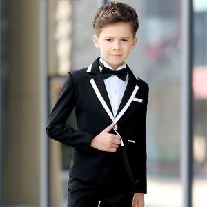 Wholesale Jacket Vest Pant 3 Pieces Junior Suits Boy Suits