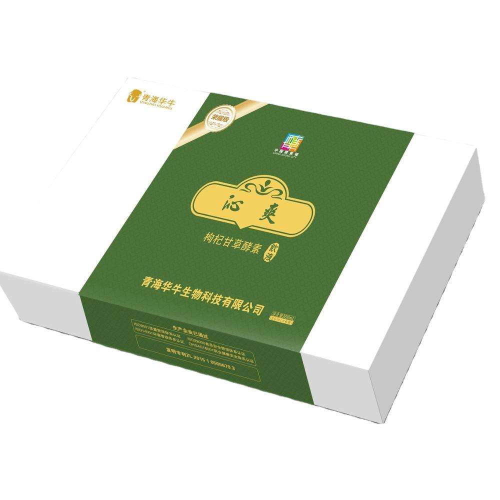 Bán Buôn Wolfberry Clearing Lung Ho Cam Thảo Enzyme Uống