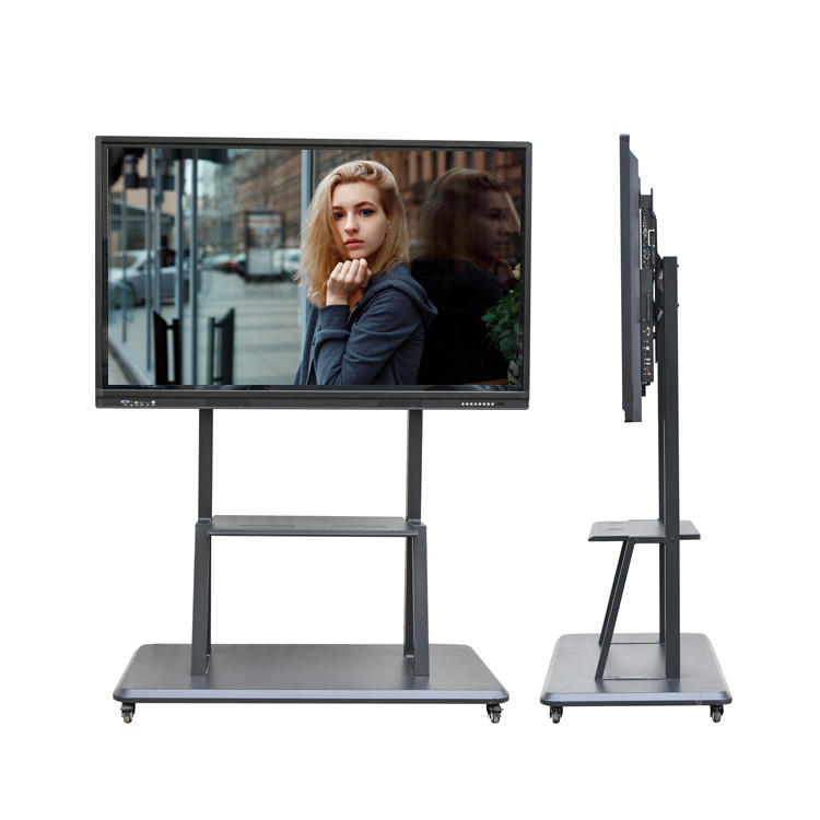 75 inches smart infrared touchs screen Board interactive all in one for education class