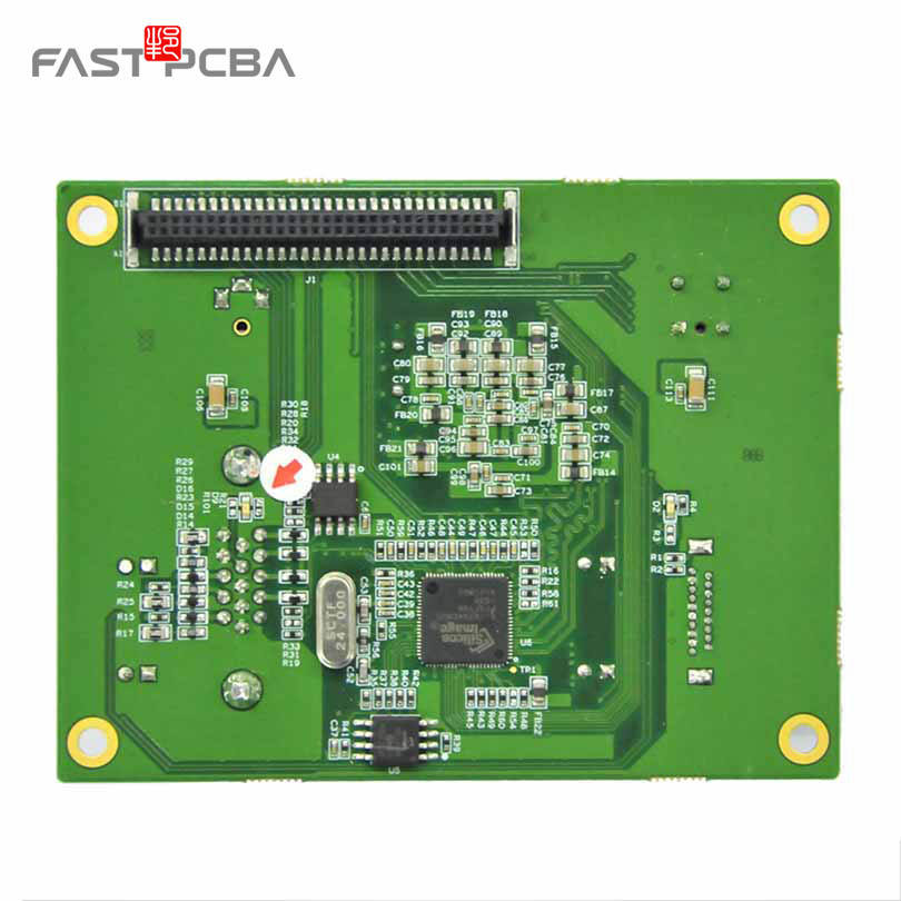 Small printed circuit board pcba assembly and components sourcing service