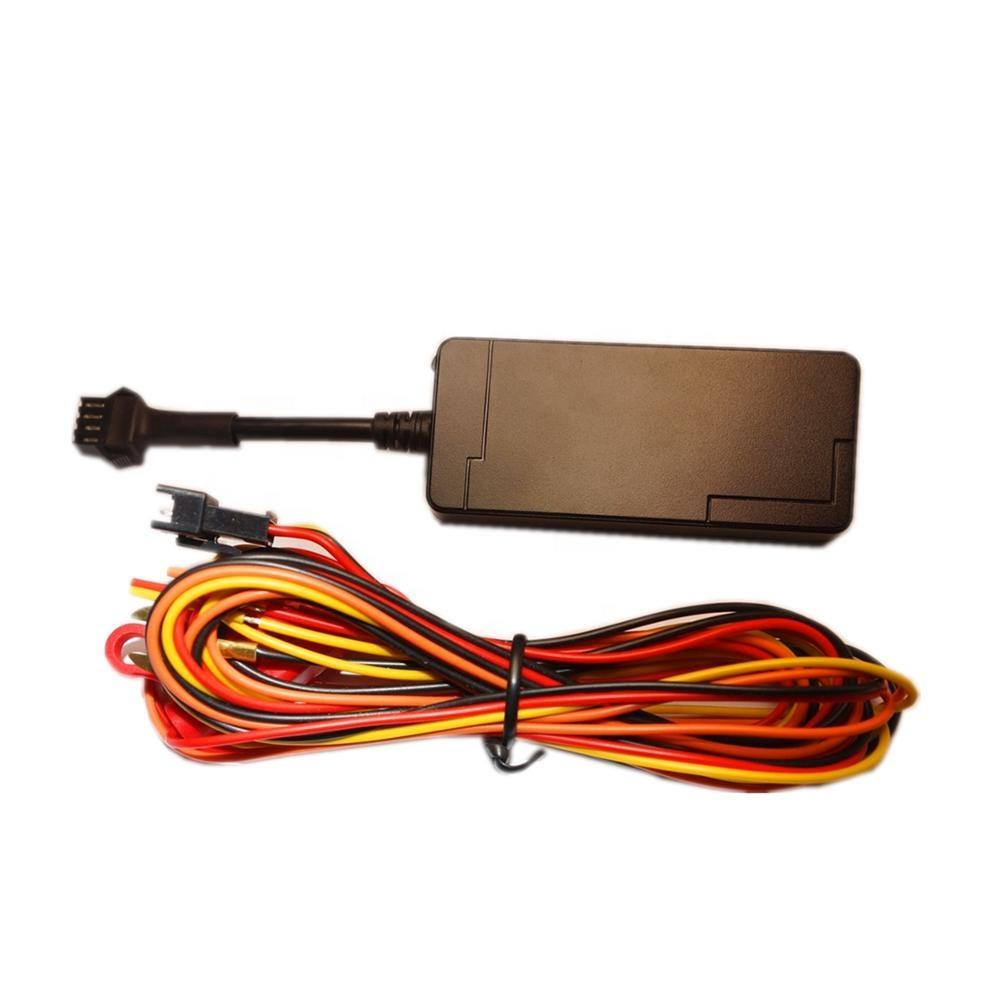 mobile phone gps tracking device motorcycle vehicle with power cut off and acc detection Y18