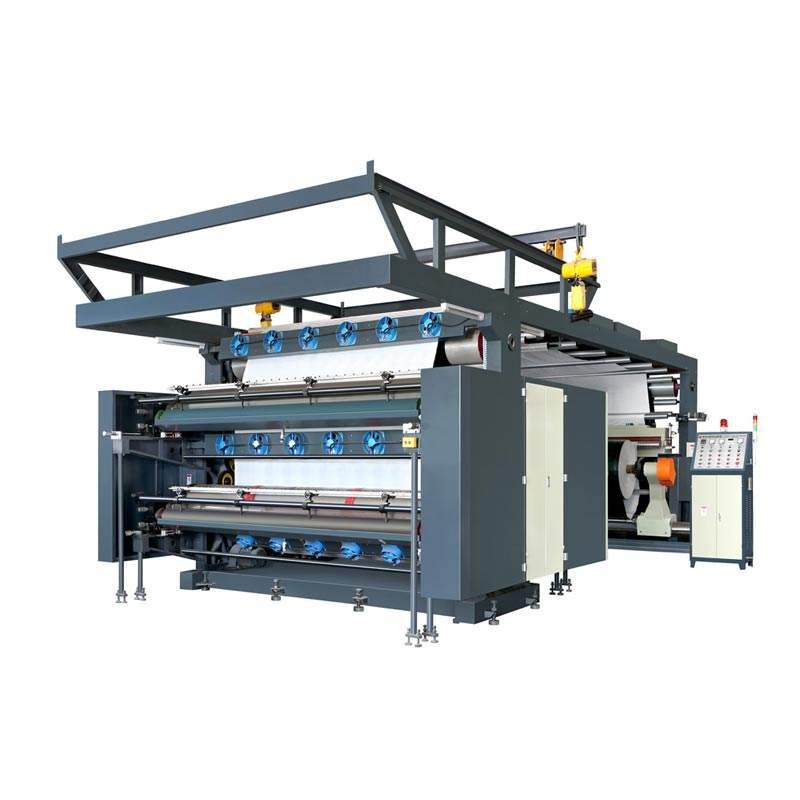 Fully Automatic flexo high-speed news paper printing machine4COLOR printing press food packing