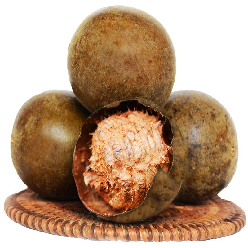Dried Momordica Grosvenori Whole Fruits Luo Han Guo Monk Fruit