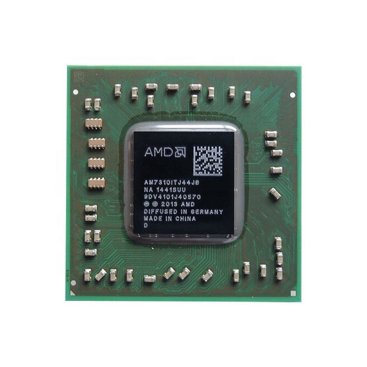 New Hot-vente CPU Socket Processeur FT3b A6-67310 AM7310ITJ44JB Pour Ordinateur Portable Réparation