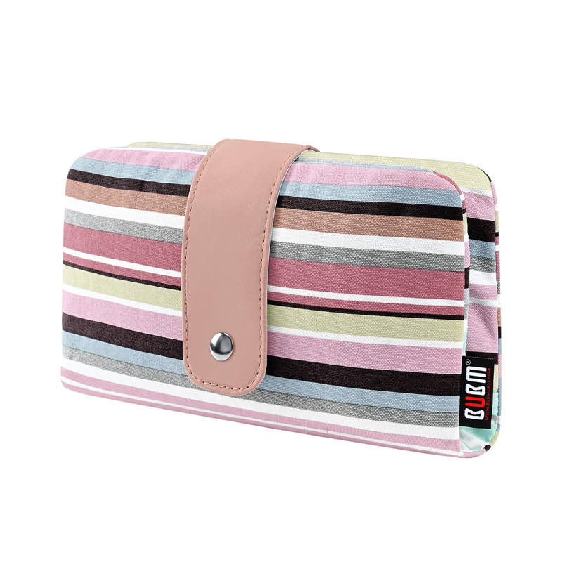 BUBM Waterproof Polyester Small Diaper Travel Mom Organizer Clutch Bag for Baby Accessories