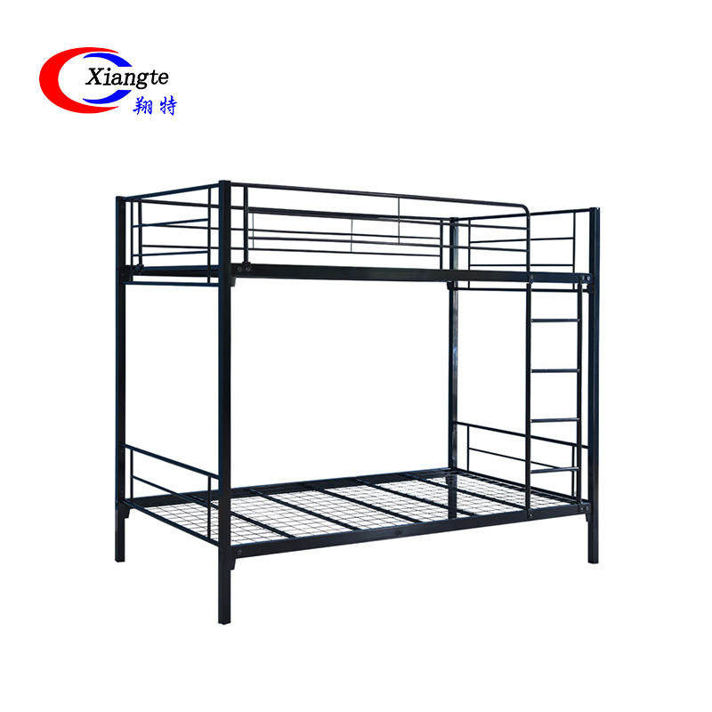 Bed Frames Bunk Double Loft Tube Kids Iron Antique Twin Hotel Furniture Metal Beds