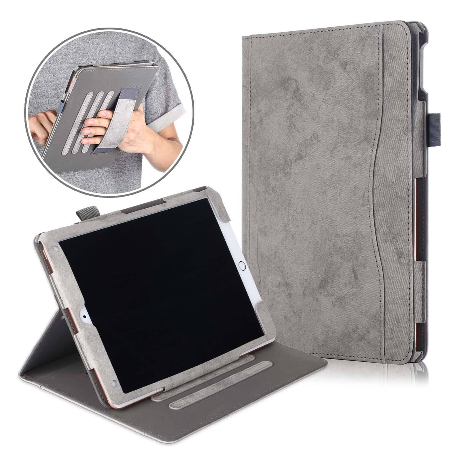 PU leather tablet cover case for ipad 10.2 10.5 Inch 2019