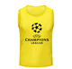 Wholesale college sublimated football/soccer training mesh vests bibs