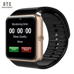 DZ09 Smart Watch GT08 U8 A1 SIM Intelligent mobile phone watch can record the sleep state Smart watch