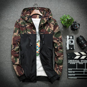 6XL autumn winter Camouflage plus size outdoor coat hooded jacket soft shell jacket sport zipper man's jacket