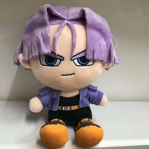 Groothandel Dragon Ball Z Japanse Cartoon Cosplay Anime Pluche Pop Anime Knuffel
