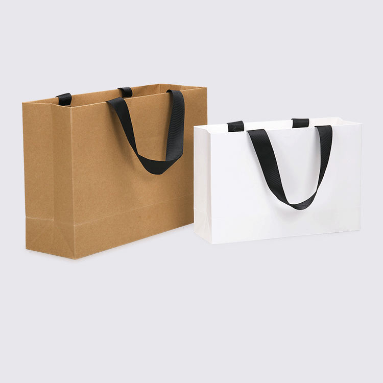 Luxury paper shopping bag,luxury packaging eco-friendly bags,customized kraft paper gift bags