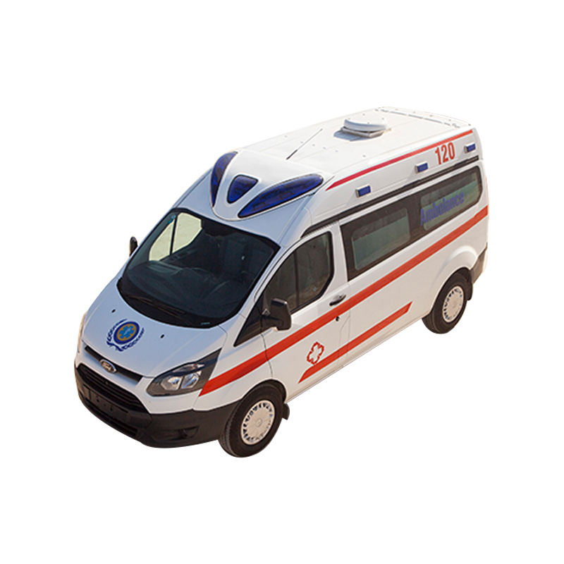 Brand new ambulance in japan with low price