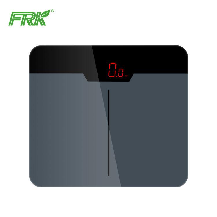 Автоматическое включение 180 кг съемный AAA батарея ванная комната весы с закаленным стеклом