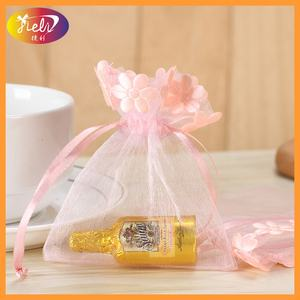 Wholesales 보석 drawstring gift bag pouch/small gift bag/웨딩 organza bag