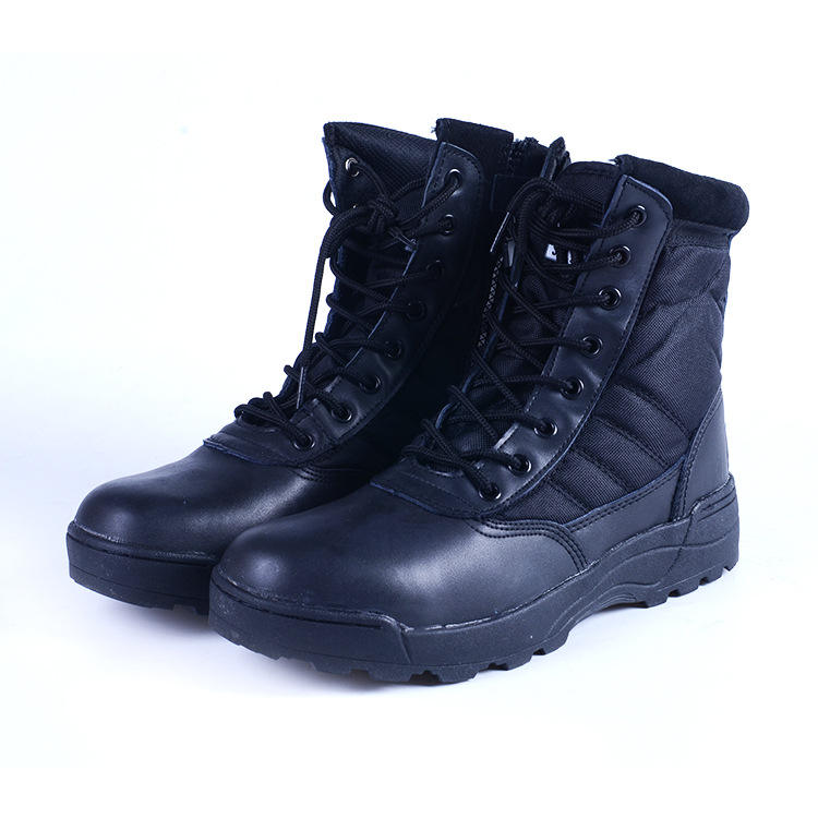 Men military boots tactical army combat boots ,new army desert hiking boots fashion