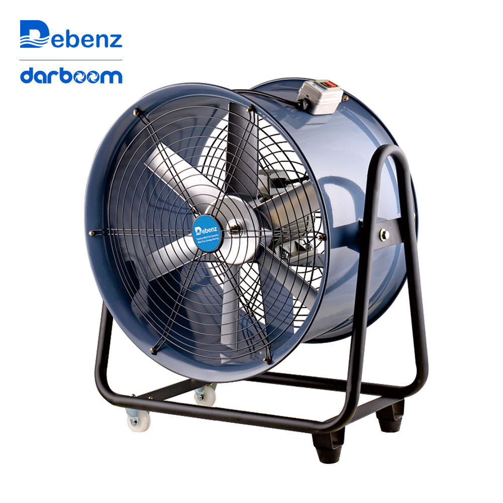 Brand industrial big floor ventilation fan manufacturers