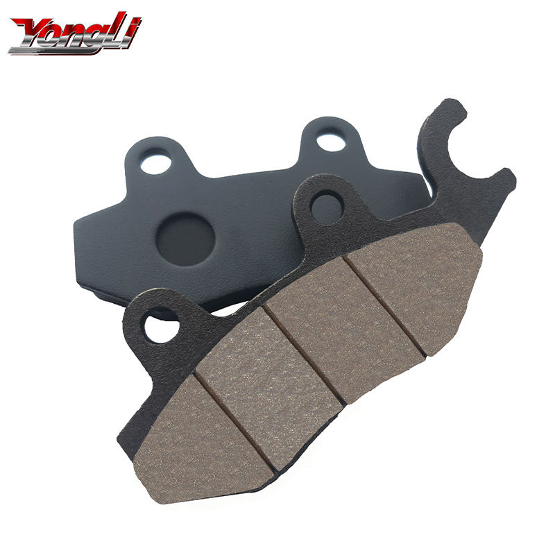 Hot Koop F009 Motorcycle Brake Pad Voor Blaney-Xl 200 Trooper